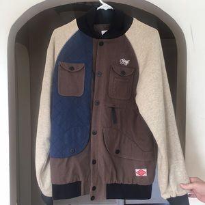 Crooks & Castles Varsity Jacket